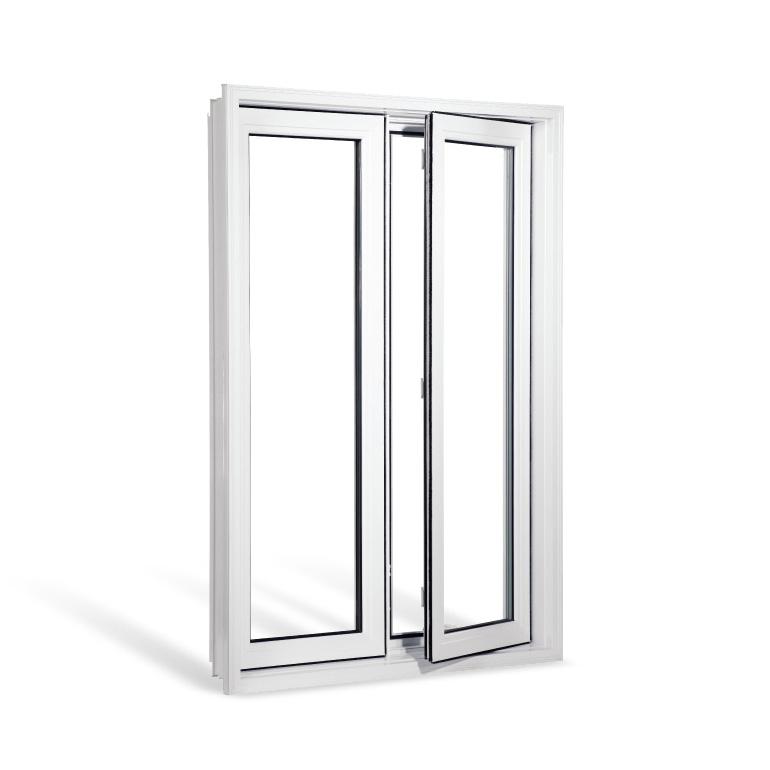 Fenêtre à battant PVC
