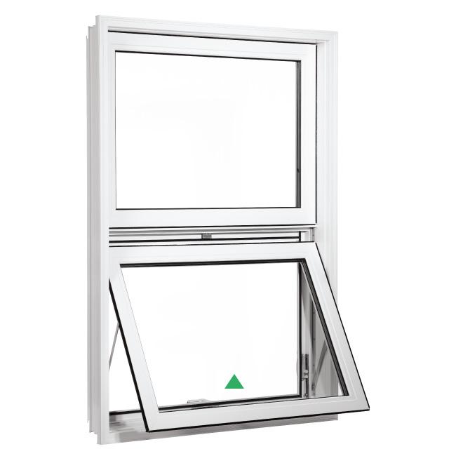 Fenêtre à auvent PVC