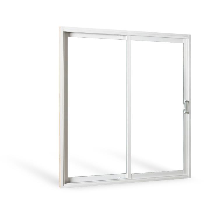 Porte-patio PVC
