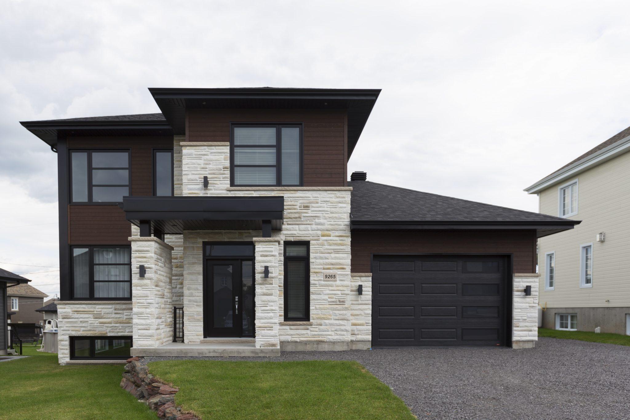 Maison Modèle Sp Giguère Portes Et Fenêtres