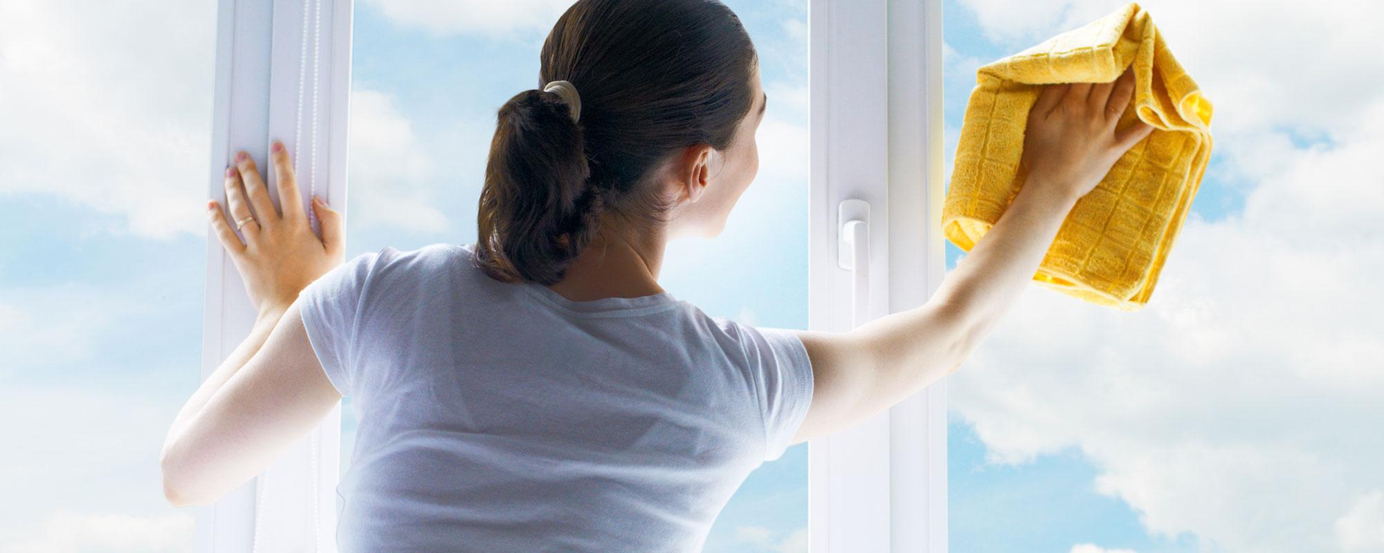 Trucs pour nettoyer et entretenir vos vitres et vos cadres de fenêtres