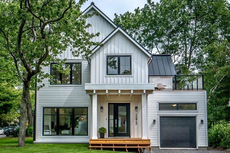 Constructions neuves : tendances 2018 pour les portes et fenêtres ...