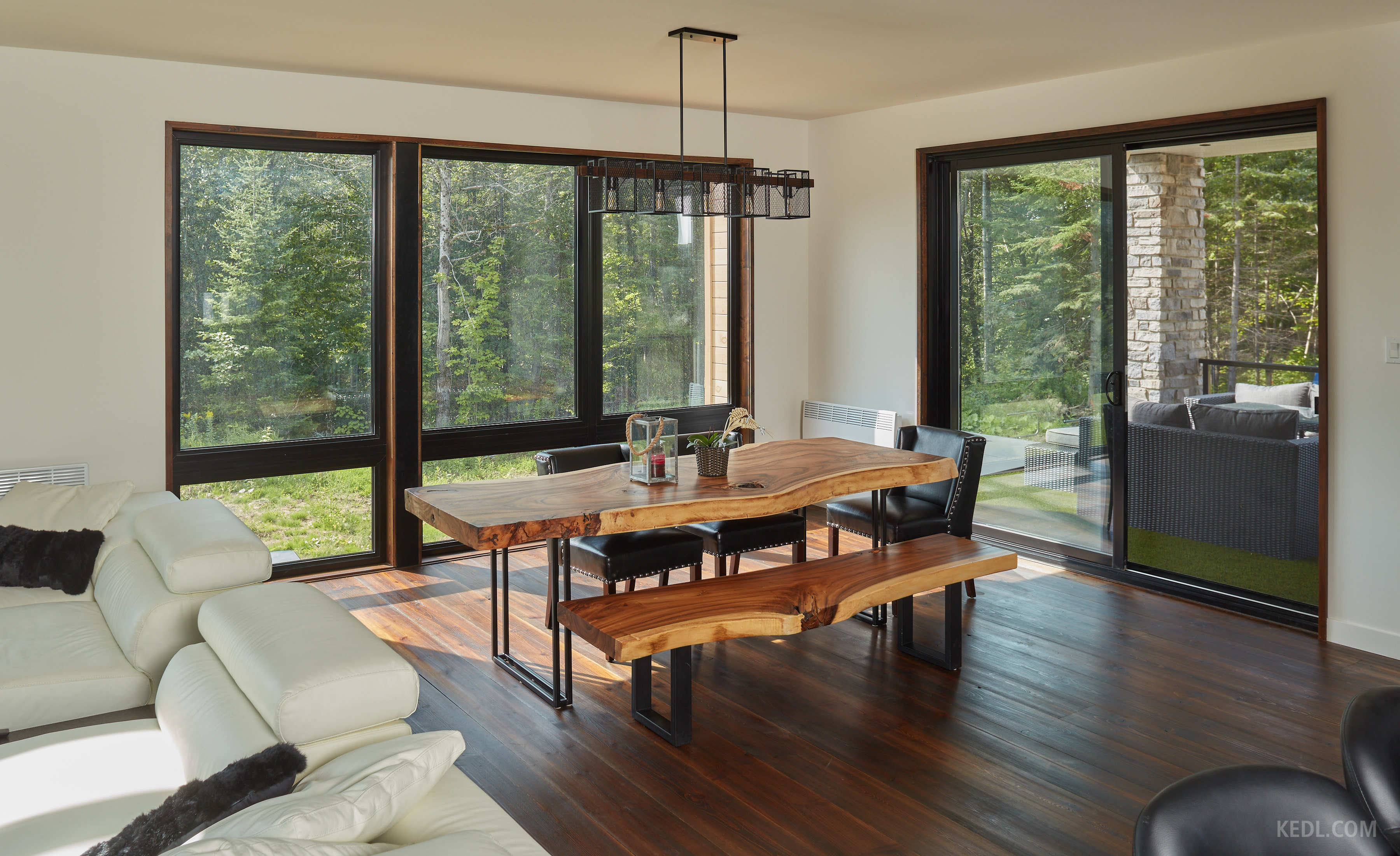 Constructions neuves: tendances 2018 pour les portes et fenêtres
